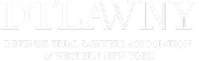Defense Trial Lawyers Association of Western New York Logo